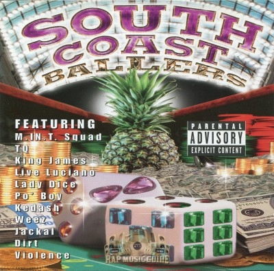 Big Ballers - South Coast Ballers