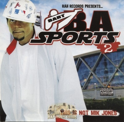 Bart - B.A. Sports 2: This Is Not Mik Jones