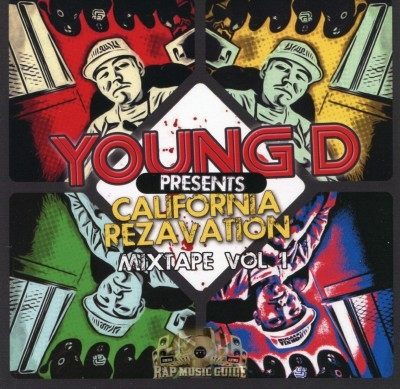 Young D Presents - California Rezavation