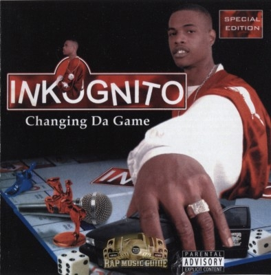 Inkognito - Changing Da Game
