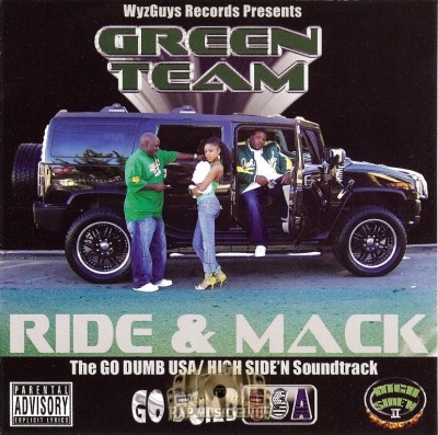 Green Team - Ride & Mack