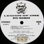 Legion Of Une - Big Mamas