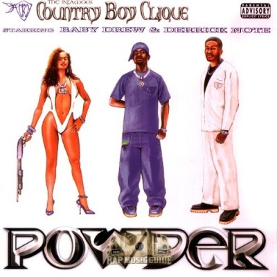 Country Boy Clique - Powder