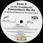 Sean P - Everywhere We Go