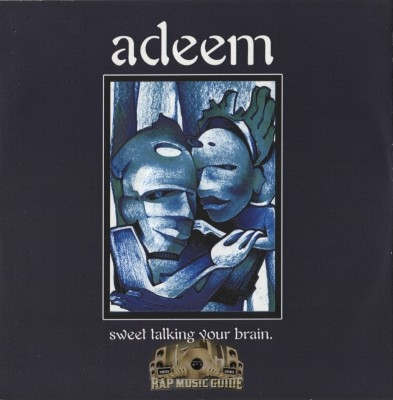Adeem - Sweet Talking Your Brain