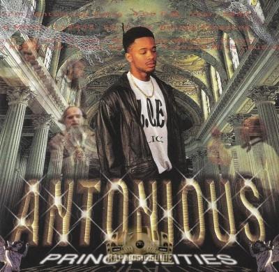 Antonious - Principalities