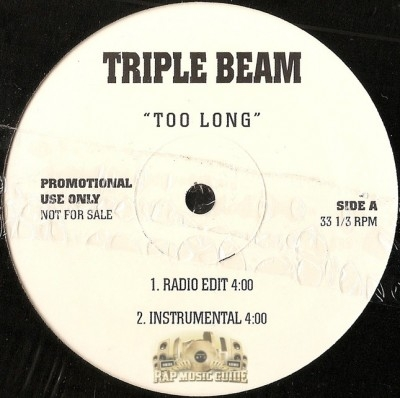Triple Beam - Too Long / Pillow Talk