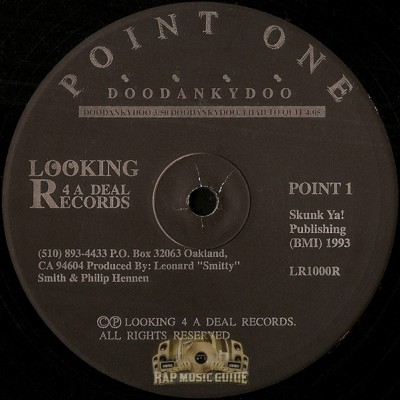 Point One - Doodankydoo