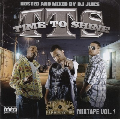 Time To Shine - Mixtape Vol. 1