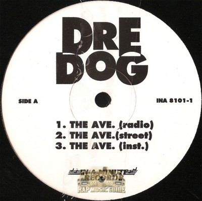 Dre Dog - The Ave