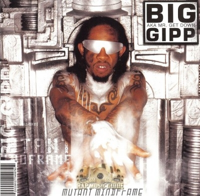 Big Gipp - Mutant Mindframe