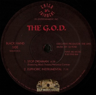 The G.O.D. - Stop Dreaman