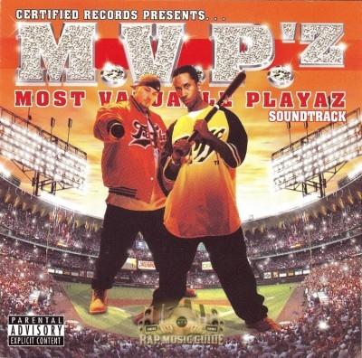 M.V.P.'z - Most Valuable Playaz Soundtrack
