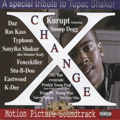 X Change - Motion Picture Soundtrack
