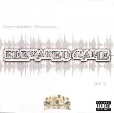 StreetNoize Presents - Elevated Game Vol. 2