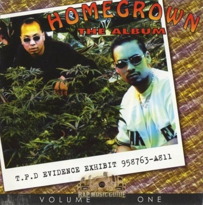 Homegrown - The Album Volume One