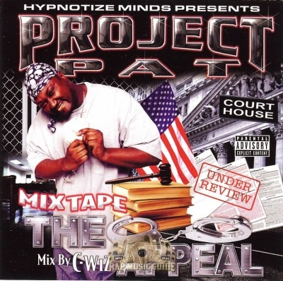Project Pat - The Appeal Mixtape