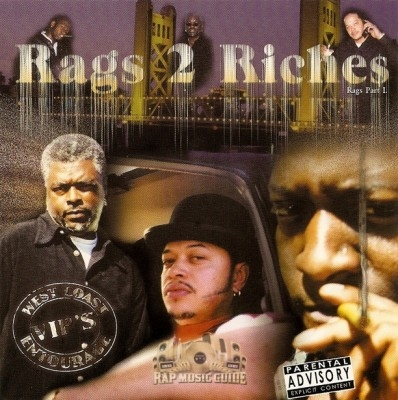 Westcoast Entourage: VIP's - Rags 2 Riches