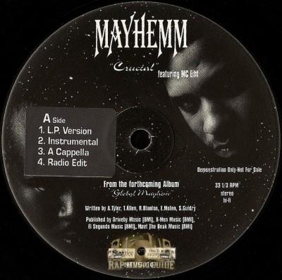 Mayhemm - Crucial / Mayhem