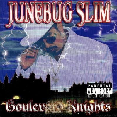 Junebug Slim - Boulevard Knights