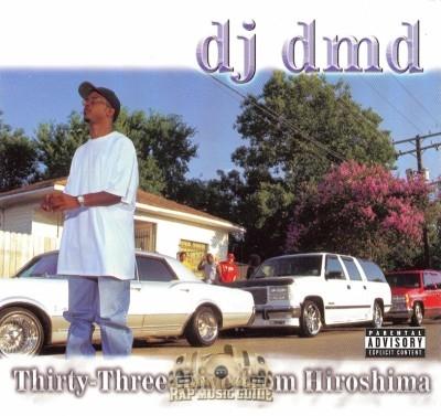 DJ DMD - Thirty-Three: Live From Hiroshima