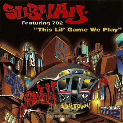 Subway - This Lil' Game We Play