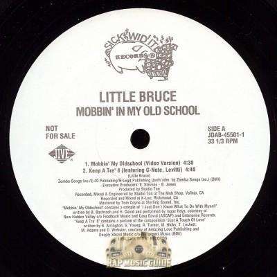 Little Bruce - Mobbin' In My Old School