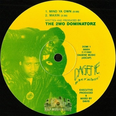 2wo Dominatorz / Starchild - Mind Ya Own / Started Life