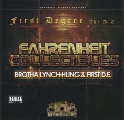 First Degree The D.E. - Fahrenheit Collectibles