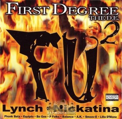 First Degree The D.E. - Fahrenheit Underbelly, Vol. 2