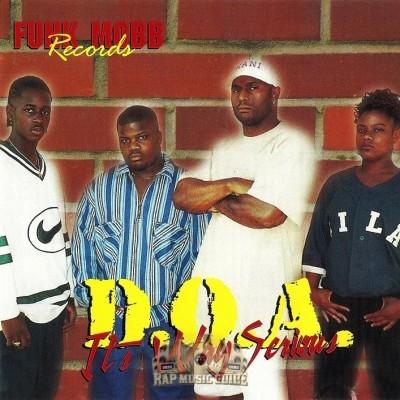 D.O.A. - It's Way Serious