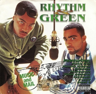 Rhythm & Green - Music and Mail