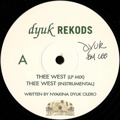 Dyuk Em Cee - Thee West