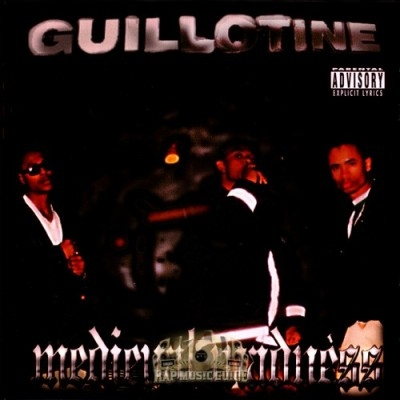 Guillotine - Medieval Madness