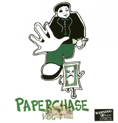 Paperchase - Vol. 1