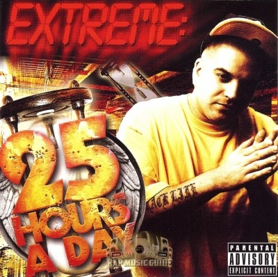 Extreme - 25 Hours A Day