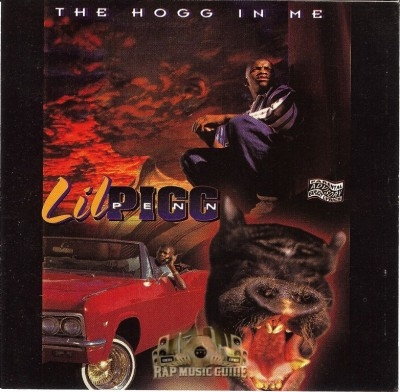 Lil' Pigg Penn - The Hogg In Me