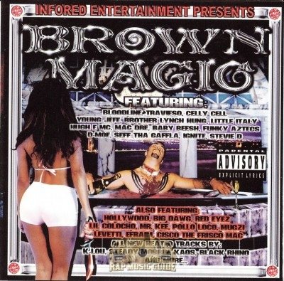 Brown Magic - Infored Entertainment Presents