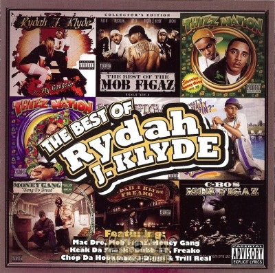 Rydah J. Klyde - The Best Of
