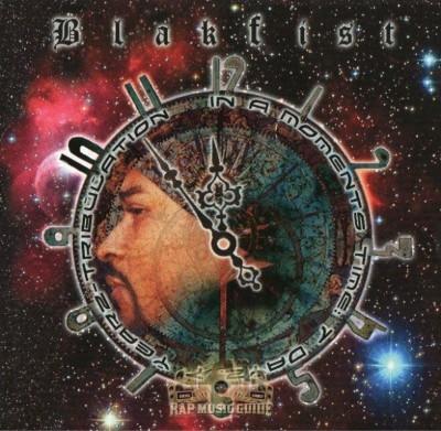 Blackfist - In A Moments Time: 7 Dayz, 7 Yearz - Tribulation