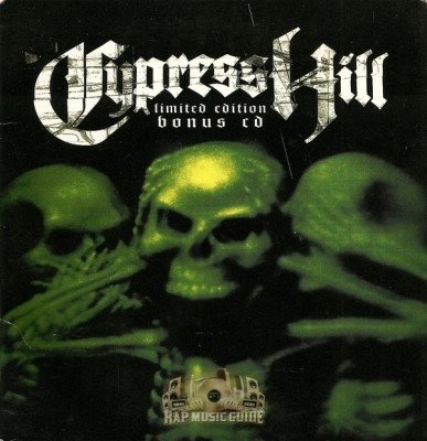 Cypress Hill - Limited Edition Bonus CD