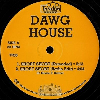 Dawg House - Short Short