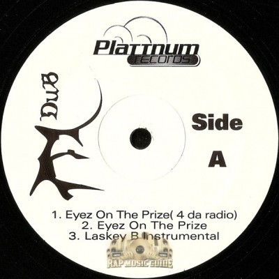 E-Dub - Eyez On The Prize