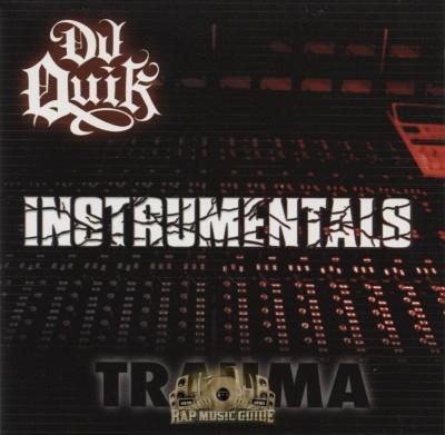 DJ Quik - Trauma (Instrumentals)