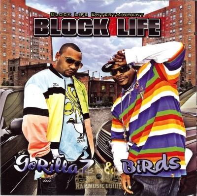 Block Life - Gorillaz & Birds