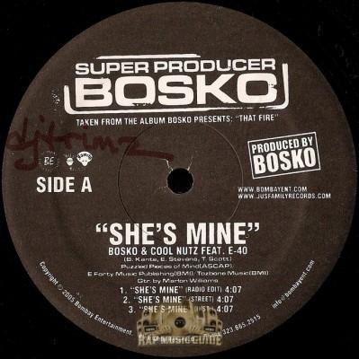 Bosko - She's Mine