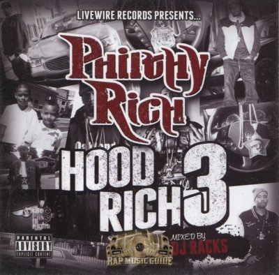 Philthy Rich - Hood Rich 3