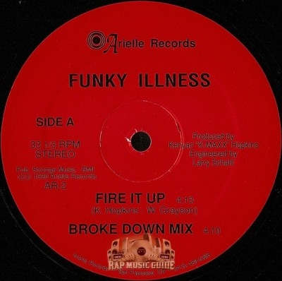 Funky Illness - Fire It Up