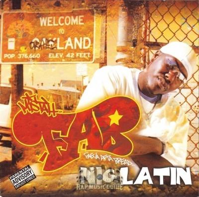 Mistah F.A.B. - Nig-Latin