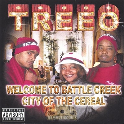 Treeo - Welcome To Battle Creek City Of The Cereal